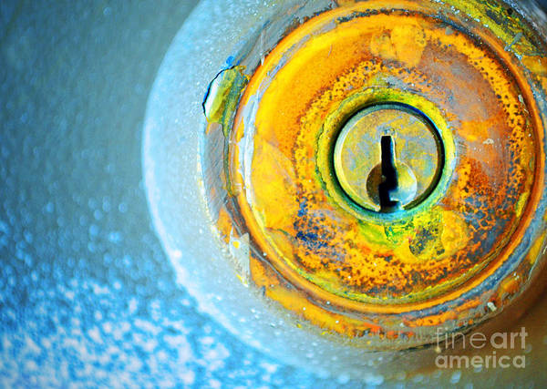 Photograph - The Lock by Tara Turner