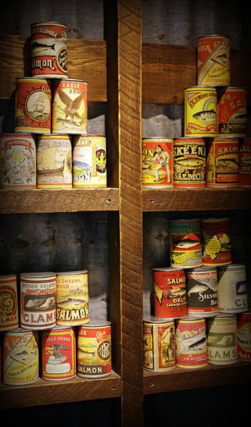Photograph - The Logger's Pantry - Vignette by Marilyn Wilson