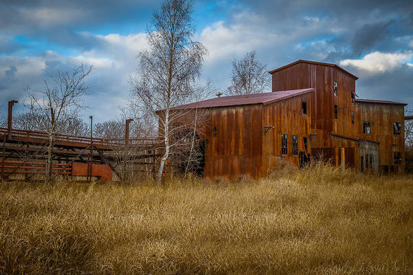 Photograph - The Lonesome Place N1 by Chris Bordeleau