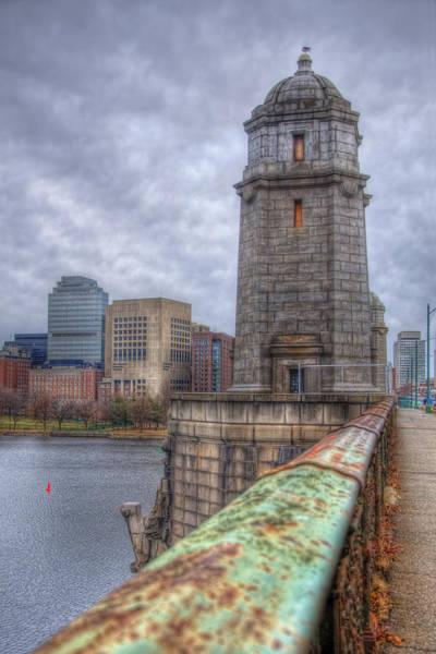 Photograph - The Longfellow Bridge - Boston by Joann Vitali