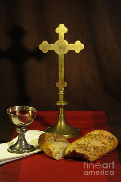 Wall Art - Photograph - The Lord's Supper by Donald Davis