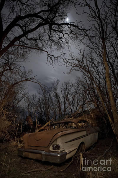 Special Effects Photograph - The Lost American Dream by Keith Kapple