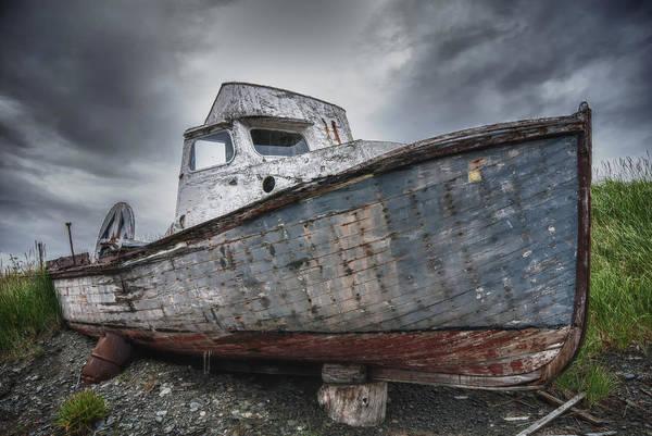 The Lost Fleet Dry Dock Art Print