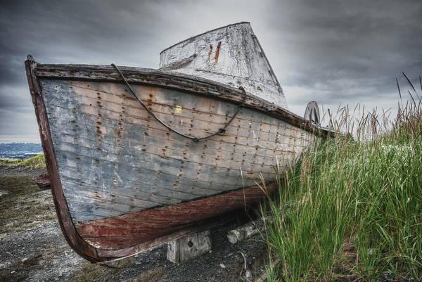 The Lost Fleet Low Tide Art Print
