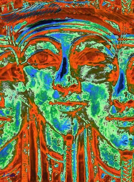 Digital Art - The Lost Kings by Alec Drake