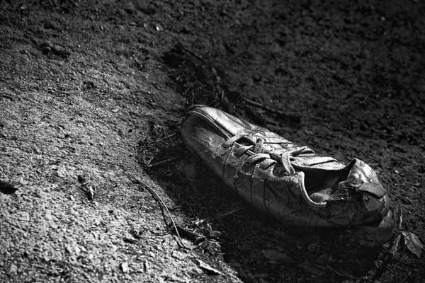 Photograph - The Lost Shoe by Jason Politte