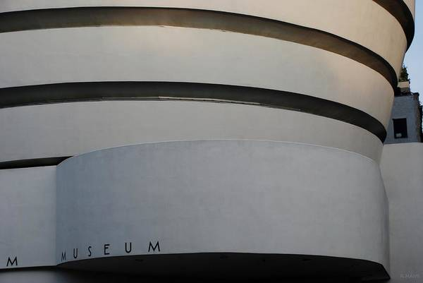 Photograph - The M Museum by Rob Hans
