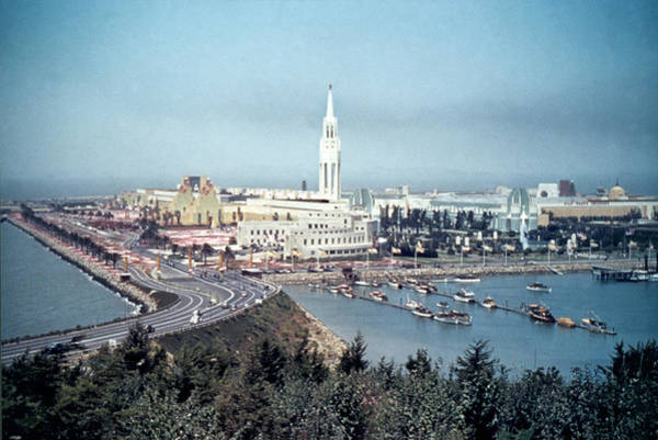 Wall Art - Photograph - The magic City In Sf Bay by Underwood Archives