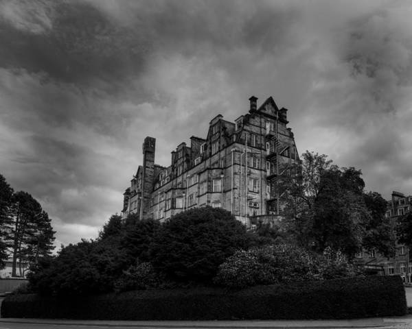 Photograph - The Majestic Hotel by Dennis Dame