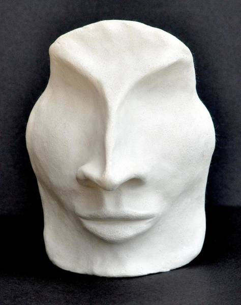 Comtemporary Photograph - The Mask by Marianna Mills