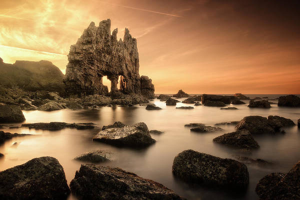 Portals Wall Art - Photograph - The Mask Of Sauron by Anto Camacho