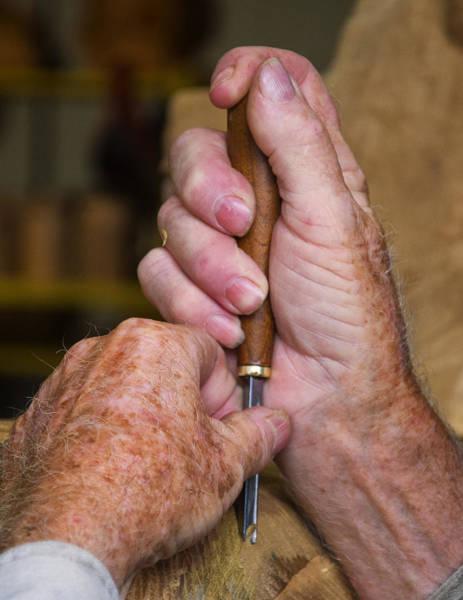 Digital Art - The Masters Hands by Chris Flees