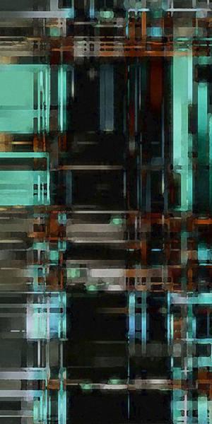 The Matrix 3 Art Print
