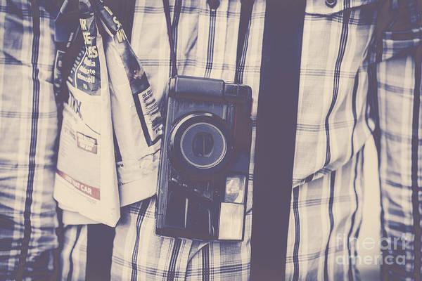 Checker Photograph - The Media by Jorgo Photography - Wall Art Gallery