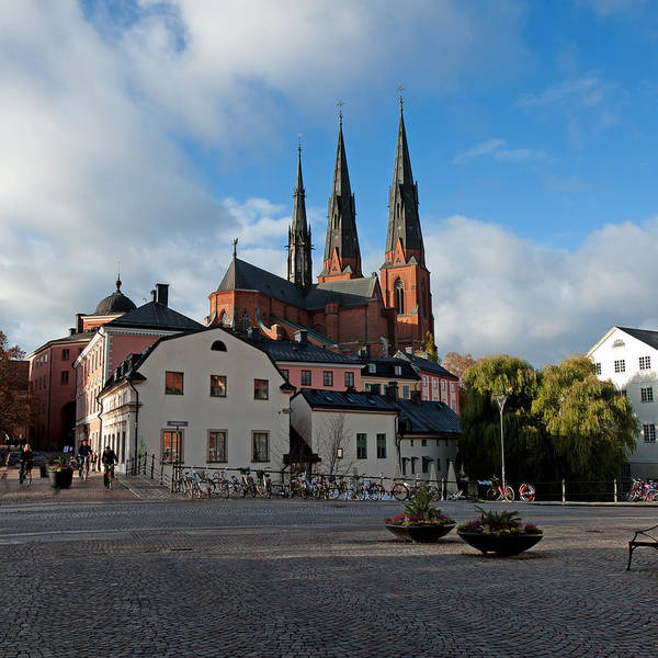 Photograph - The Medieval Uppsala by Torbjorn Swenelius