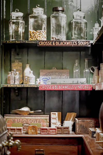 Photograph - The Mercantile by Heather Applegate