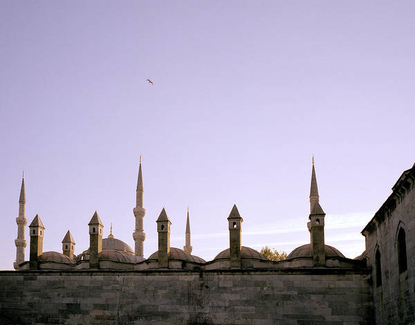 Photograph - The Minarets by Shaun Higson