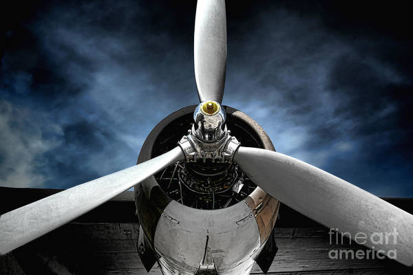 Engine Wall Art - Photograph - The Mission by Olivier Le Queinec