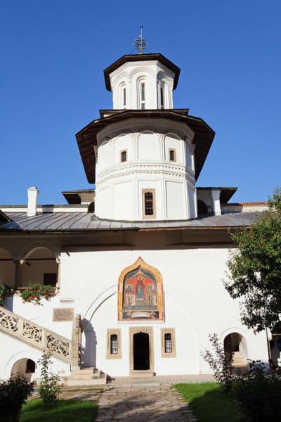 Wall Art - Photograph - The Monastery Of Horezu (hurezi, Horez by Martin Zwick