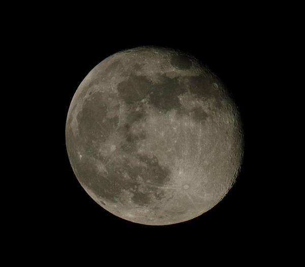 Okinawa Photograph - The Moon From Taketomijima, Japan by Mark Edward Harris