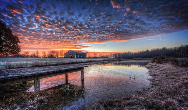 Wall Art - Photograph - The Morning Sky by Everet Regal