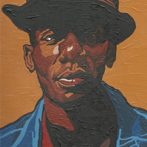 Actor Wall Art - Photograph - The Most Beautiful Boogie Man by Rachel Natalie Rawlins