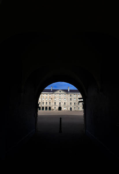 County Dublin Photograph - The National Museum Of Ireland, Archway by Panoramic Images