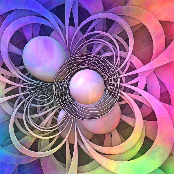 Wall Art - Digital Art - The Nest by Lyle Hatch