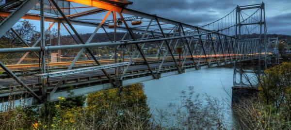 The Newell Bridge Art Print