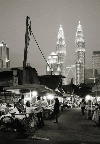 Photograph - The Night Market by Shaun Higson