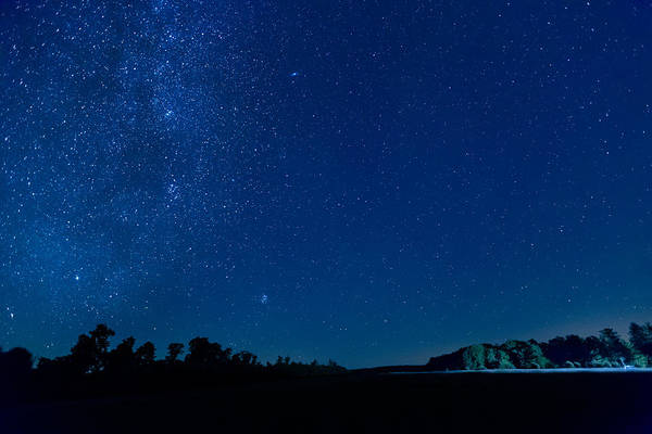 Photograph - The Night Sky by Jack R Perry