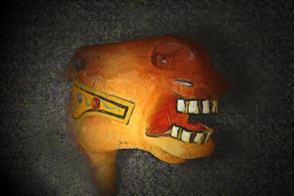 Carousel Digital Art - The Nightmare by Ernie Echols
