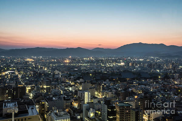 Photograph - The Nights Of Kyoto by Didier Marti
