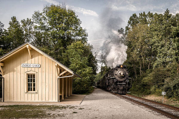 Photograph - The Nkp 765 by Dale Kincaid