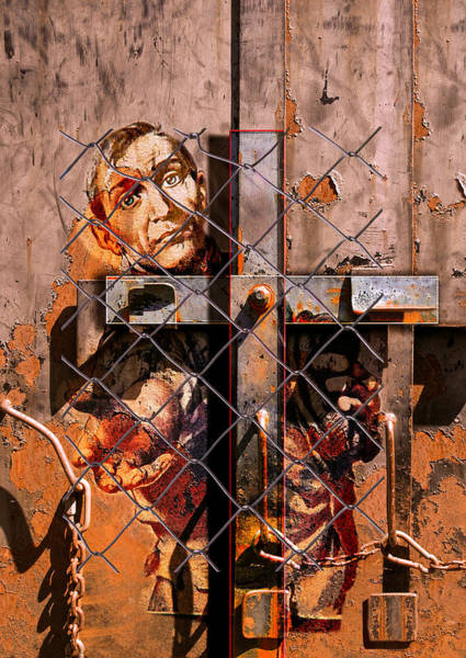 Chain Link Photograph - The Obligation by Jeff Burgess