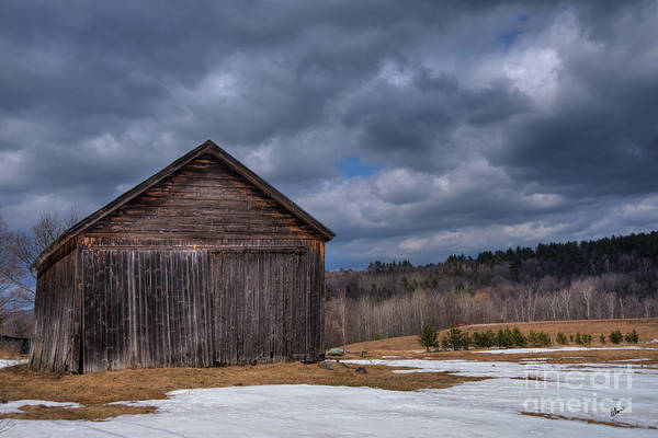 Photograph - The Old Barn by Alana Ranney