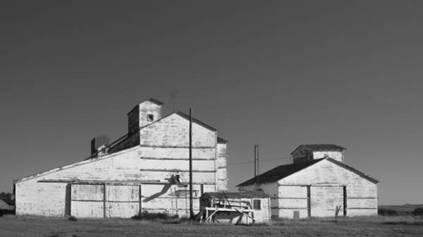 Photograph - The Old Bean Factory by HW Kateley