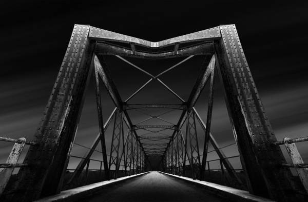 Way Wall Art - Photograph - The Old Bridge by Oussama Mazouz