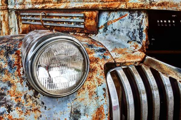 Photograph - The Old Chevy  by JC Findley