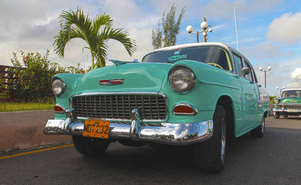 Photograph - The Old Chevy Still Young by Nick Mares