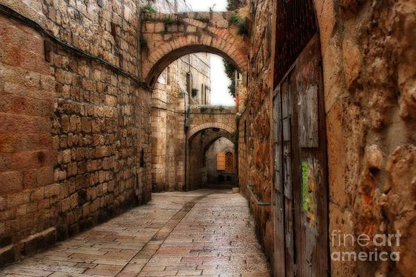 Photograph - Walls Of The Old City by Doc Braham