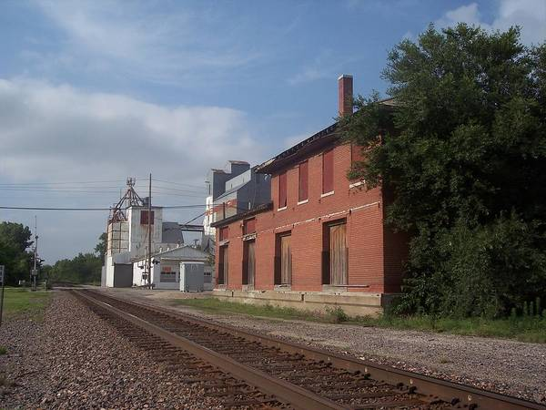 Photograph - The Old Depot by The GYPSY