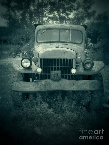 Wall Art - Photograph - The Old Dodge by Edward Fielding