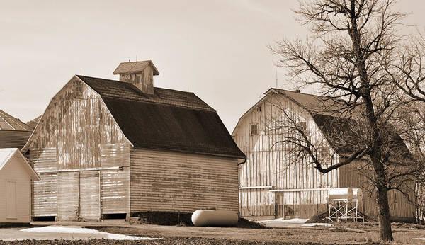 Amana Wall Art - Photograph - The Old Farm by Kirt Tisdale