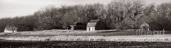 Wall Art - Photograph - The Old Farmstead by Lori Tordsen
