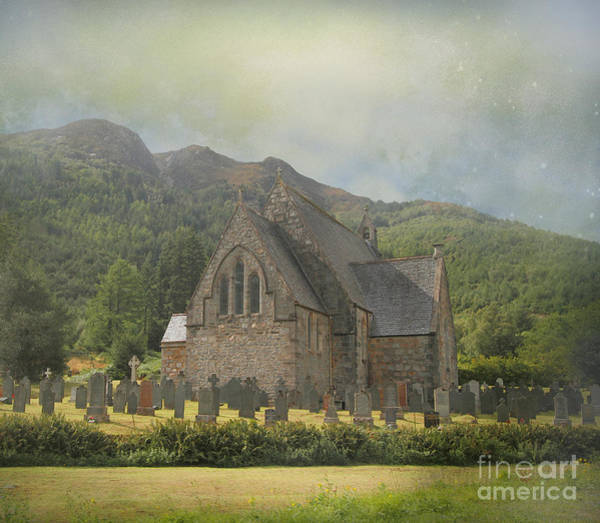 Church Of Scotland Wall Art - Photograph - The Old Highland Church by Roy  McPeak