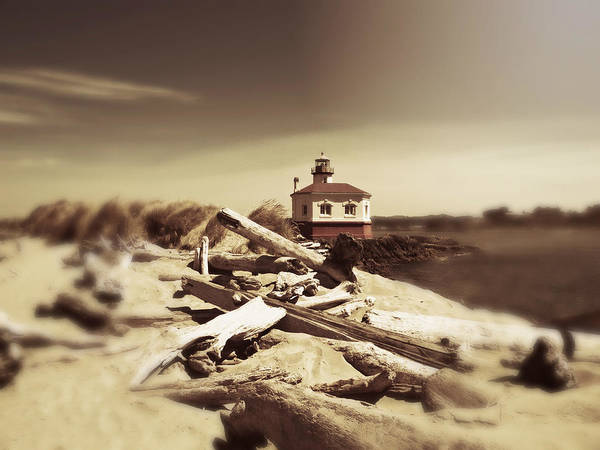Photograph - The Old Lighthouse by Micki Findlay