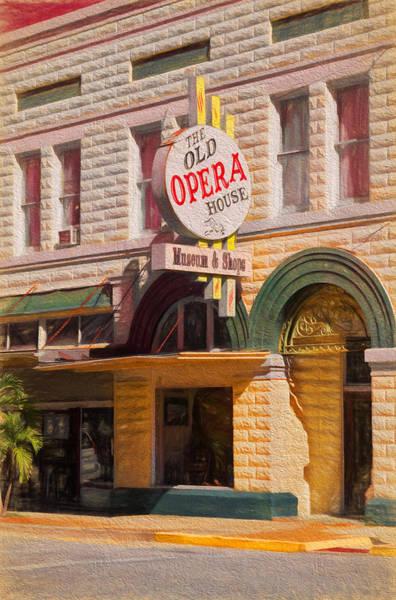 Photograph - The Old Opera House by Kim Hojnacki