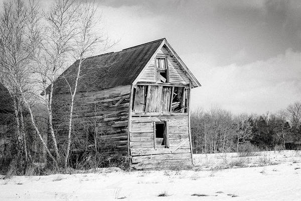 Photograph - The Old Shack by Gary Heller