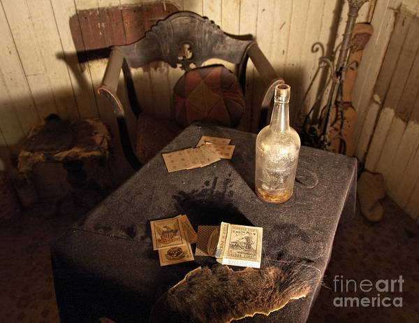 Photograph - The Old West by Sharon Seaward